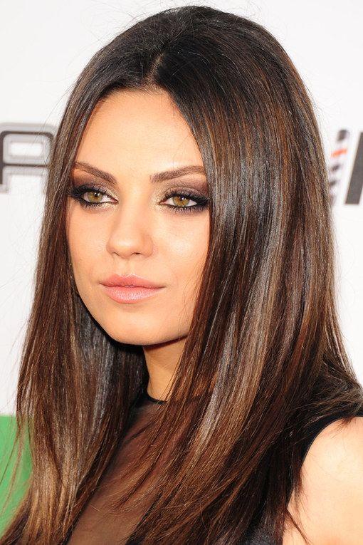 25 gorgeous mila kunis hair color ideas on pinterest mila kunis as celebridades do signo de leo mila kunis hair pmusecretfo Images