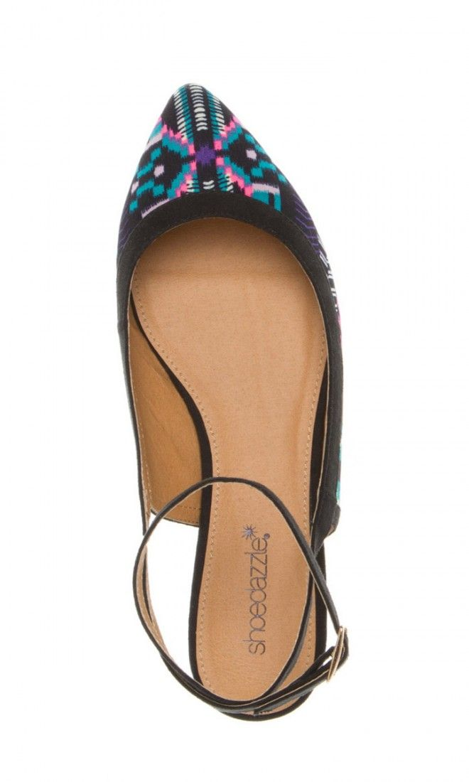 These flats are super cute!