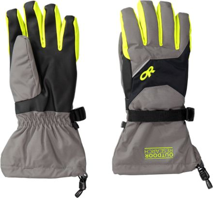 Outdoor Research Men's Adrenaline Insulated Gloves