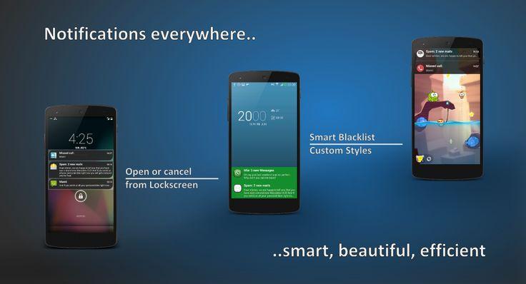 Google geliştiriclier konferansında tanıtılan ve bir çok geliştiricen olumlu yorumlar alan Android L işletim sistemine entegre olanFloatify bildirim uygulaması Google Play üzerinden şu anda indirilebilir durumda. Store'da yer alan uygulama Android 4.4 uyumluluğuna getirilmiş durumda. …