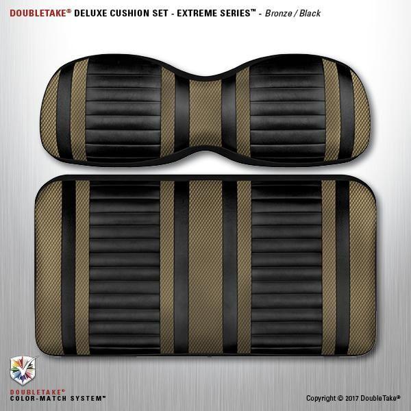 Club Car Precedent Golf Cart 5 In 1 Max5 Rear Flip Seat Kit