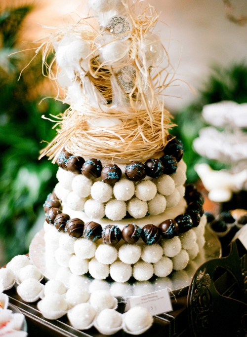 cakeball wedding cake