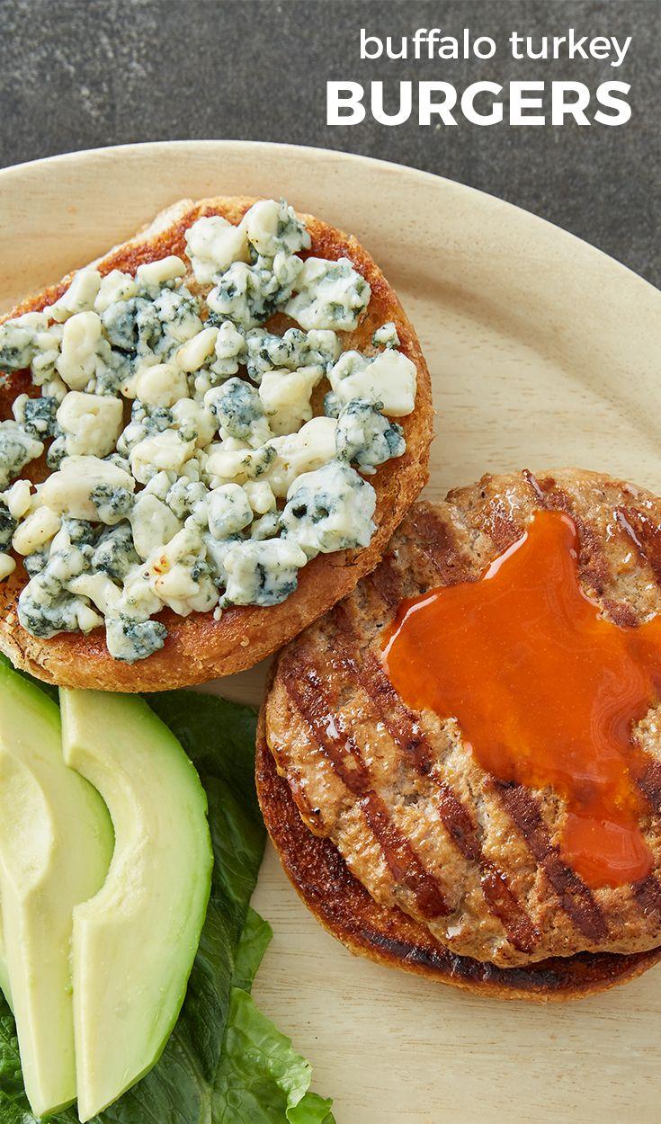 Best 10+ Buffalo turkey burgers ideas on Pinterest   Easy ...