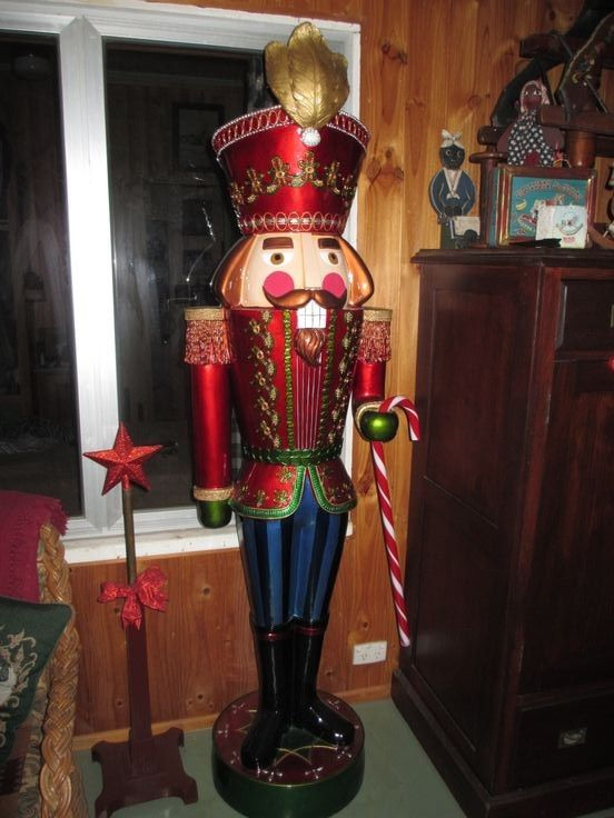 large nutcracker