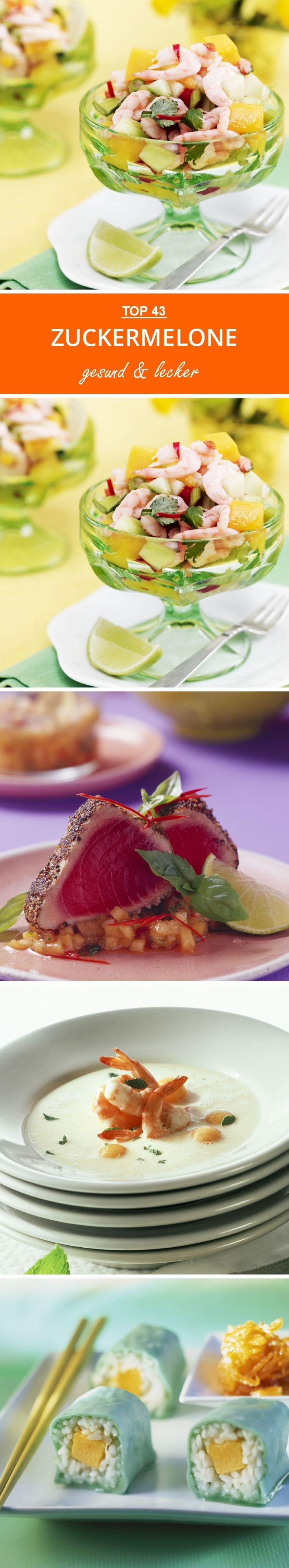 Zuckermelone | eatsmarter.de