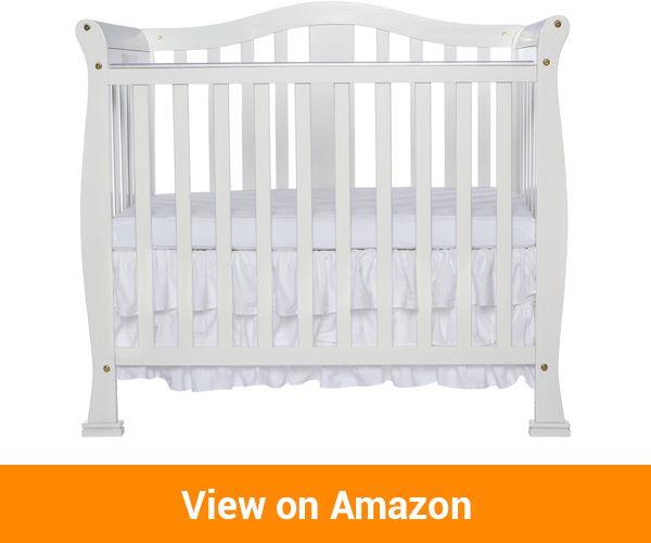 Dream On Me Addison 4 In 1 Mini Crib Mini Crib Cribs Dream On Me