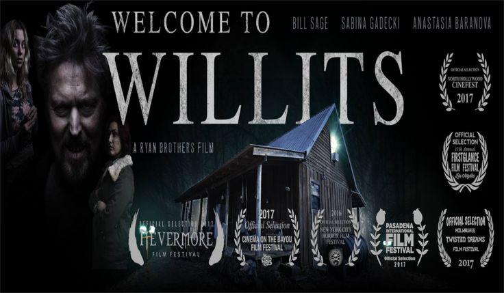 Welcome to Willits - Trailer - Movie and TV Reviews. Welcome to Willits - Trailer, starring, Bill Sage, Rory Culkin, Anastasia Baranova, Sabina Gadecki, Chris Zylka and Dolph Lundgren. #moviesukcom #welcometowillets #welcometowilletsmovie #welcometowilletstrailer #billsage #roryculkin