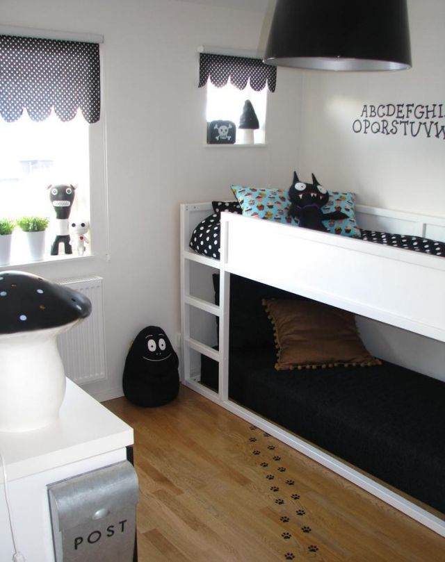 Kinderzimmer junge ikea hochbett  114 best Kinderzimmer images on Pinterest | Kidsroom, Nursery and ...