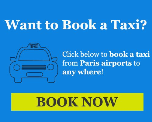 Book a Taxi from Paris Charles de Gaulle (CDG) Airport to Fontainebleau