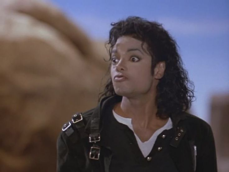 Love the expression on his face--Speed Demon video Michael Jackson Funny Face by Prince-of-Pop.deviantart.com on @deviantART