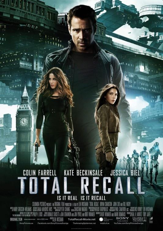 Total Recall - Mémoires Programmées