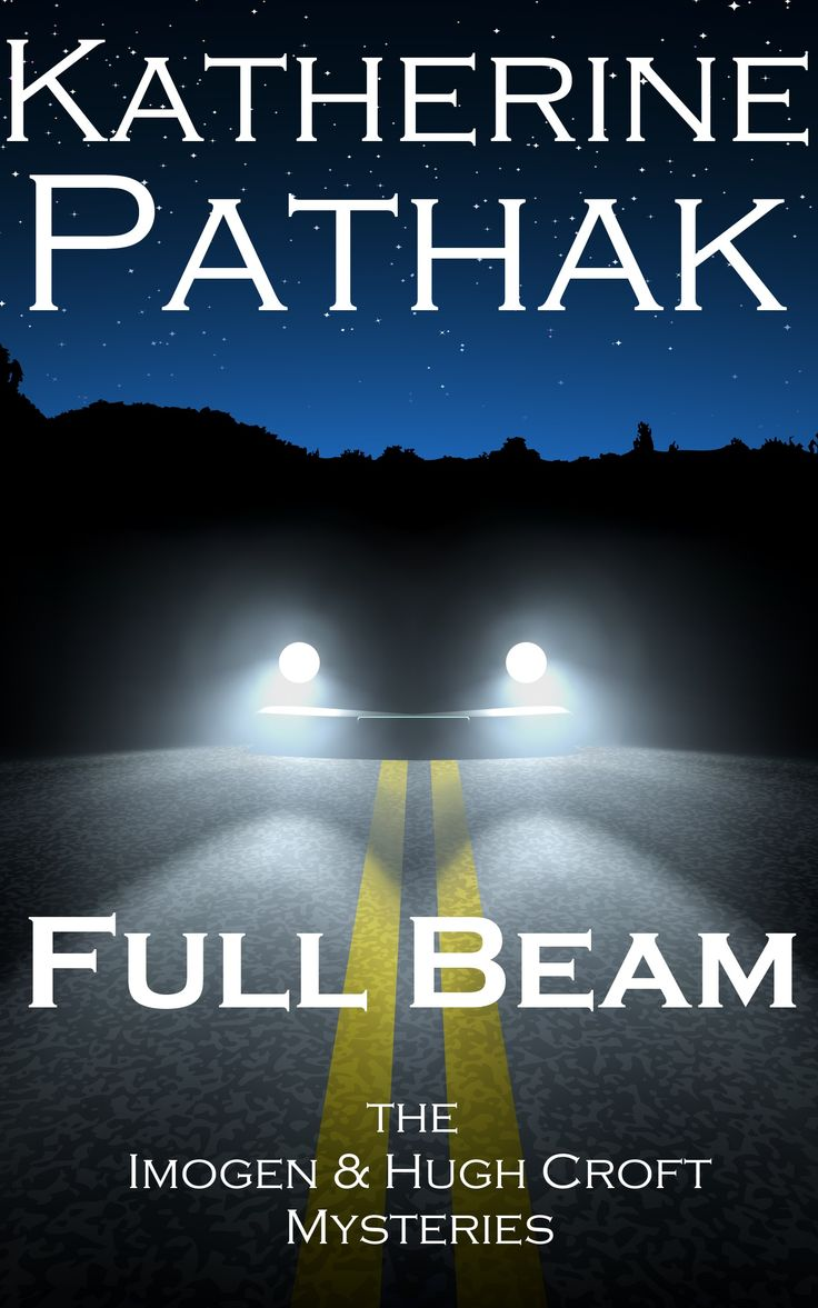This is the cover of my short story which accompanies the series. We are really pleased with it, although it was probably an indulgence! The cover image is an illustration and the rights were quite pricey, but we loved the effect of the car lights. It was exactly what we were looking for. I also like the stars in the sky behind the author name. Again, this cover is terrific in HD - on a Kindle Fire for example.