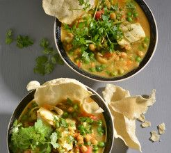 Curried Fish Soup #Seafood #Recipe #SouthAfrica