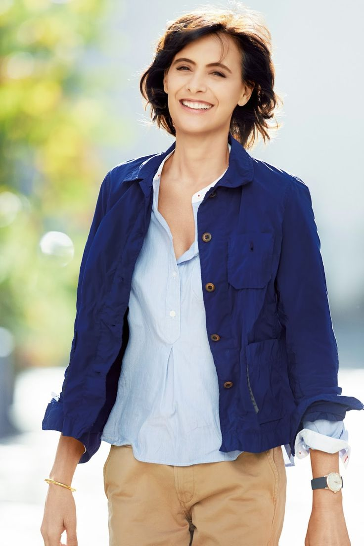 Tags french fashion la redoute secrets to french style style - Another Fashion Icon Ines De La Fressange On Her Uniqlo Collaboration And How To Be French Chic Type One