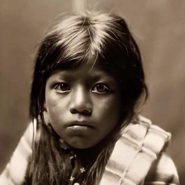 Native American boy
