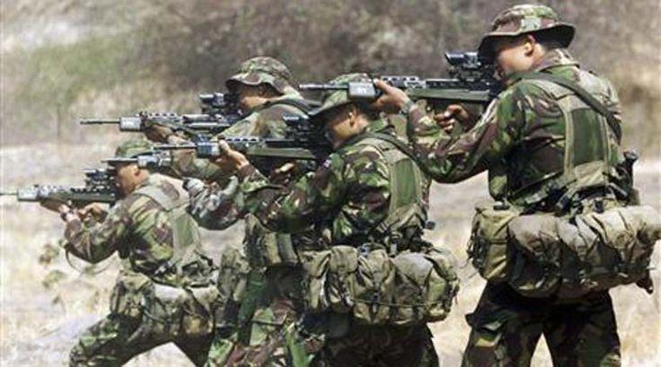 Batalion Gurkha India Pertama dengan Personel Murni dari