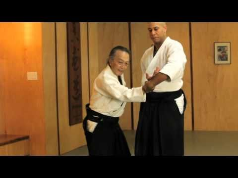 Shizuo Imaizumi's Online Ki Aikido Video Course: Tenchinage - YouTube