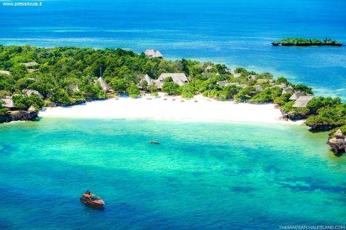 Kenia EXPLORAParadise The Sands at Chale Island