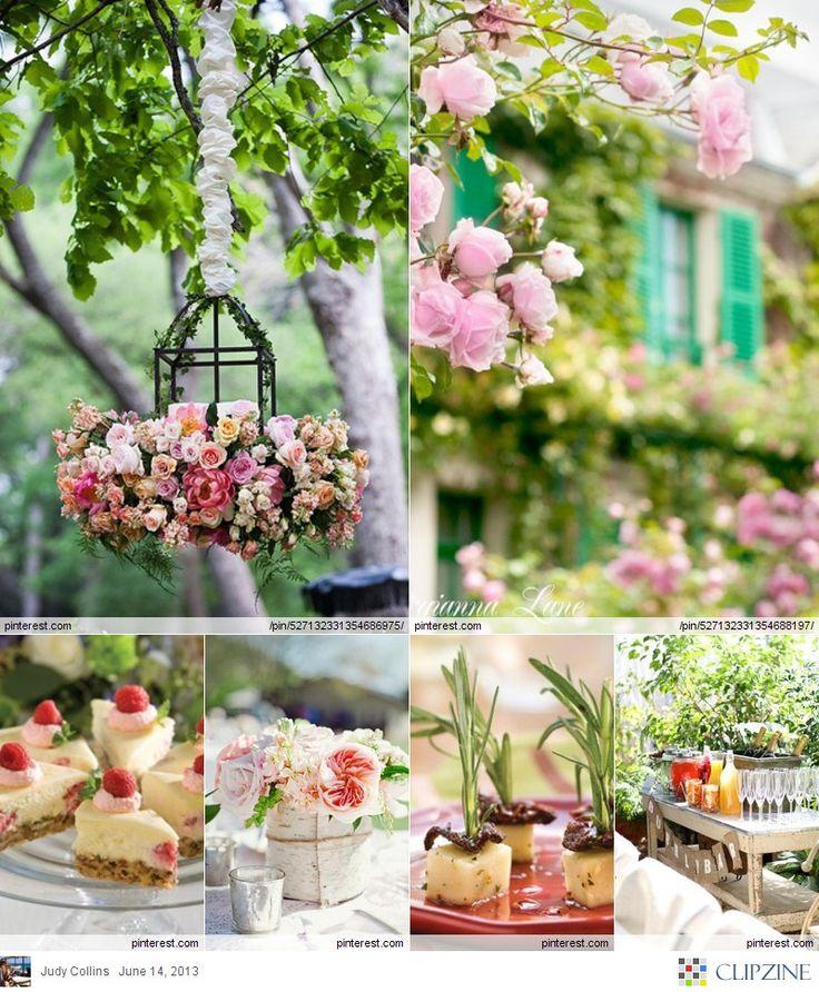garden party so beautiful