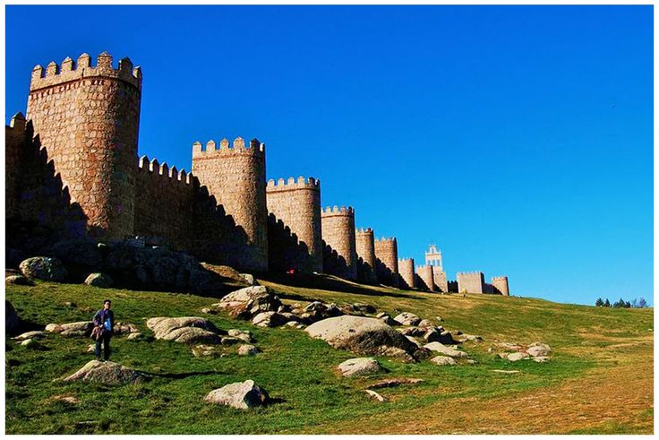 Amazing Walls of Avila