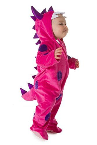 Monsters Inc Vibrant Pink Baby Cute Monster Onesie Costume 12 - 18 Months: GSC: Amazon.co.uk: Baby