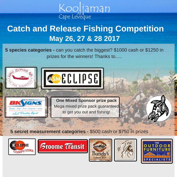 Kooljaman :: Fishing Competition
