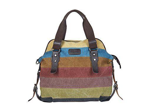 TECOOL Womens Large Handbag Ladys Designer Style Satchel Boutique Shoulder bag Stylish Canvas Shopper Tote  No description (Barcode EAN = 0706551879392). http://www.comparestoreprices.co.uk/december-2016-6/tecool-womens-large-handbag-ladys-designer-style-satchel-boutique-shoulder-bag-stylish-canvas-shopper-tote-.asp