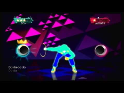(Wii)Just Dance 3-Everybody Dance Now