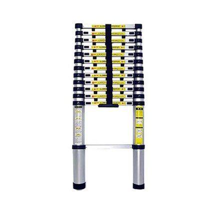 アルミ製伸縮はしご 最大高 2.0m (脚立 ラダー)