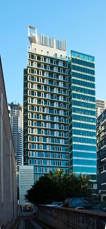 AM60 by Donovan Hill won a National Commendation for Commercial Architecture at the 2011 National Architecture Awards.