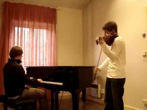 Final Fantasy Versus XIII - Yoko Shimomura - Somnus (piano violin) - YouTube