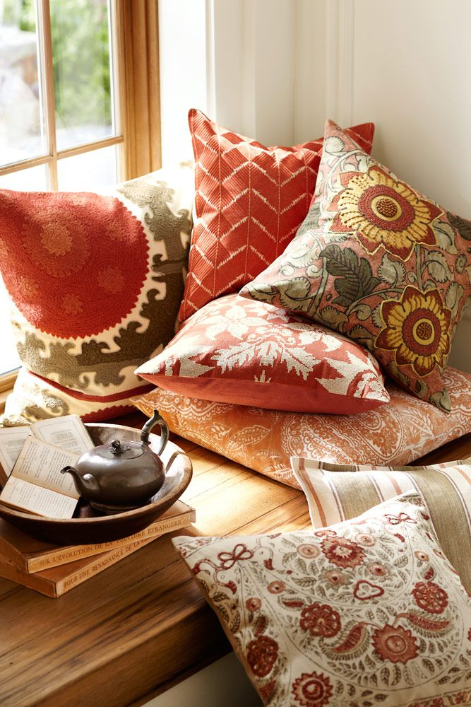 25 Best Ideas About Orange Throw Pillows On Pinterest