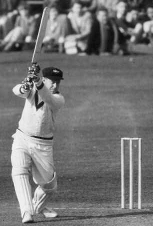 Arthur Morris (Australia) ….. Tests span: 1946-1955,  Matches 46,  Highest Score 206,  Runs 3,533,  Average 46.48,  12 Hundreds,  12 Fifties; ….. First-class span: 1940-1955,  Matches 162,  Highest Score 290,  Runs 12,614,  Average 53.67,  46 Hundreds,  46 Fifties.