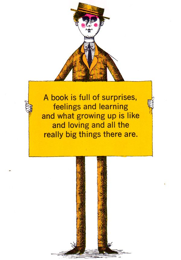 A Vintage Illustrated Love Letter to Books: What They Are, How They're Made, and Why They Matter to Us