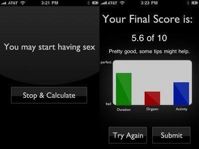 zufällige Sex-App