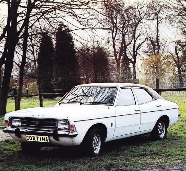 Ford Cortina 2000 E Mk III