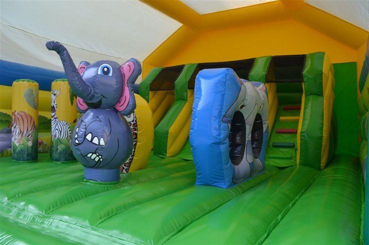 Large Jungle Mania | Jumping Castle Hire Sydney | Jumping Rascals | 2 Yves Pl, Minchinbury NSW 2770 | (02) 9625 220