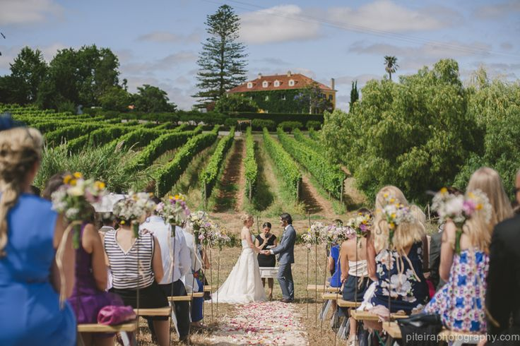 #quintadesantana #vineyard #winery Vineyard wedding Portugal