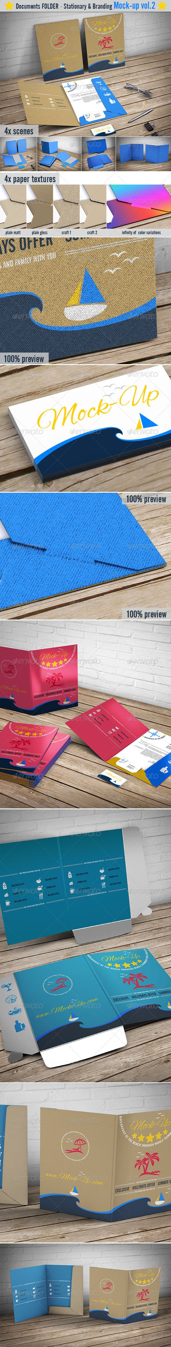 File Folder Mockup / Document Folder Mock-Up :  Check out this great #graphicriver item 'File Folder Mockup / Document Folder Mock-Up' http://graphicriver.net/item/file-folder-mockup-document-folder-mockup/7763802?ref=25EGY