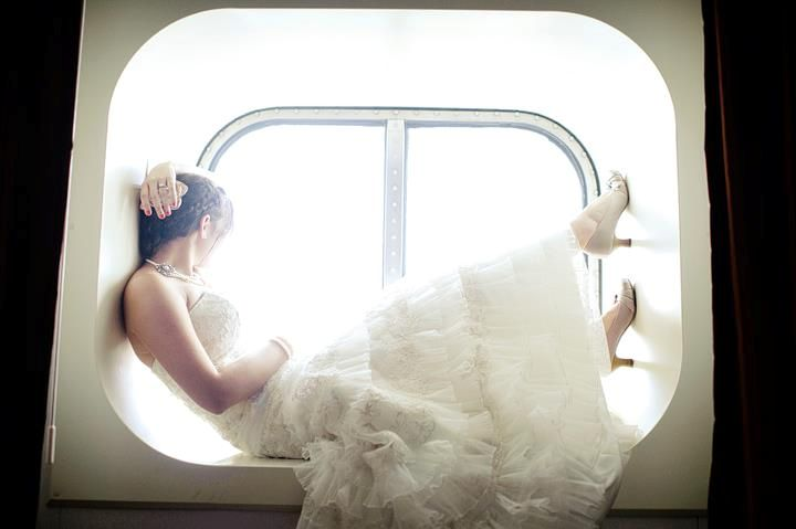 Photo op you SO need be doing on your cruise ship wedding!  http://2744.mtravel.com/  We can coordinate your destination wedding/honeymoon travel for you so you can be stress free and enjoy!