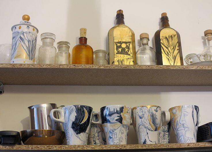 obiecte de sticla si ceramica