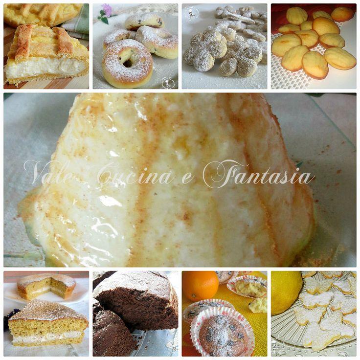 Raccolta di dolci con la ricotta,idee facili e veloci tanti dolci leggeri e golosi realizzati con la ricotta vaccina,biscotti,torte facili,soffici e gustosi