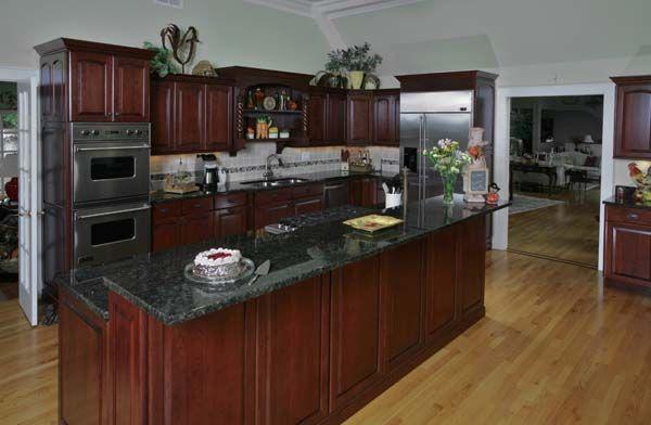 Kitchen Colors Schemes White Cabinets
