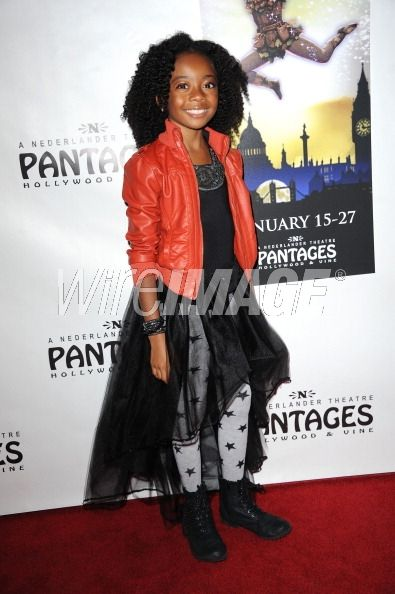 ski jackson | Actress Ski Jackson arrives at the Los Angeles opening night ...