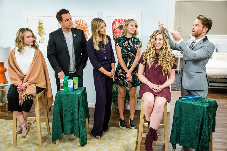 Give your hair some waves with Robby LaRiviere's Sea Salt Spray! For more useful #DIYs tune in to Home & Family weekdays at 10a/9c on Hallmark Channel!
