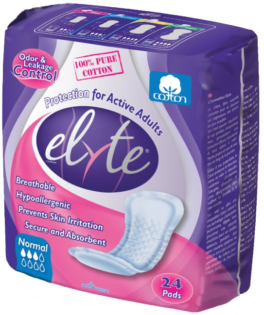 Pin on Incontinence Products