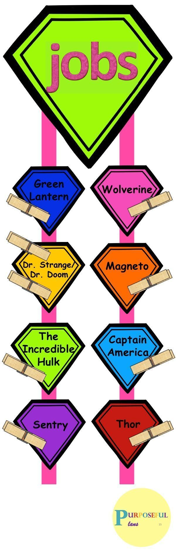 #Educational #Classrooms #ClassroomManagement #Editable #Tpt