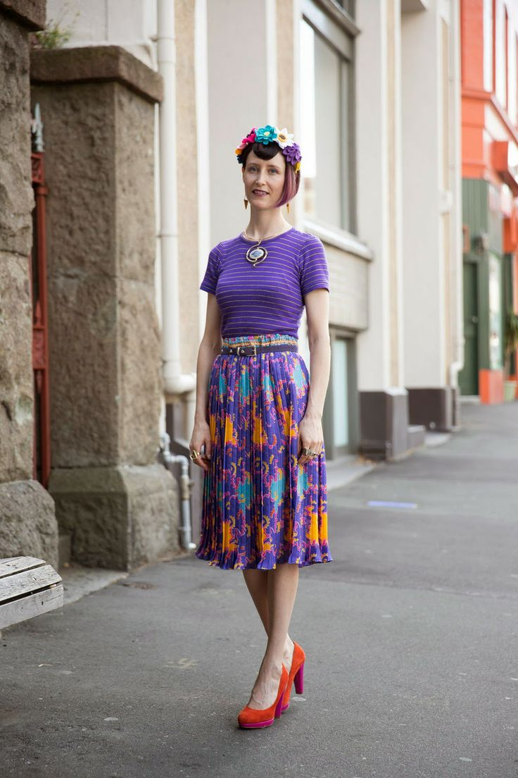 FOUREYES - New Zealand Street Style Fashion Blog: TANNIA