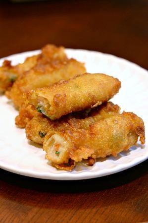 fried shrimp roll | Taiwanese cuisine