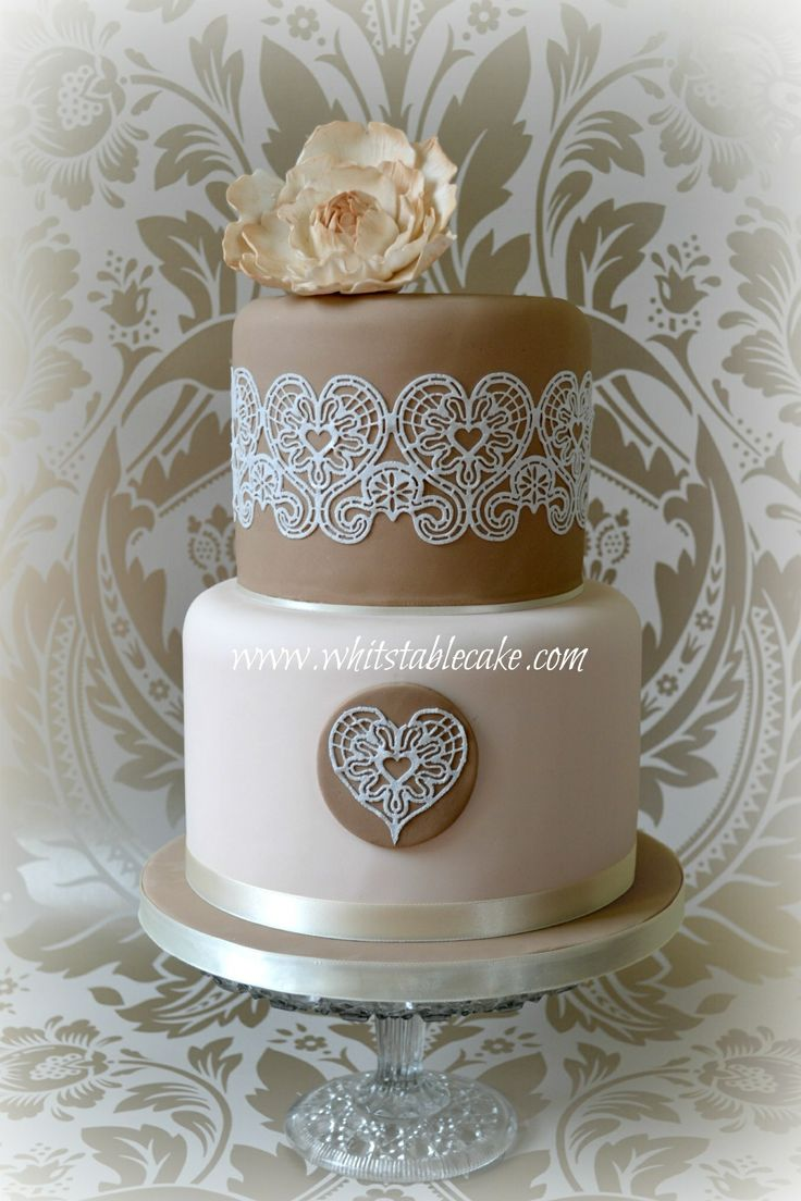 58 best Wedding cakes images on Pinterest Blog Bodas and Cake makers